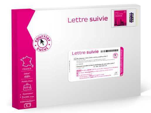 lettre suivie pour envoi des souches phytoplancton marin pour le recifal